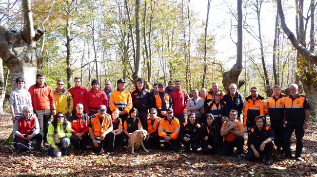 Formacion Voluntarios 31-10-15