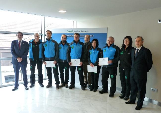 Diplomas Voluntarios