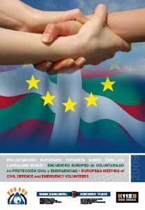 Encuentro Europeos Voluntariado Proteccion Civil