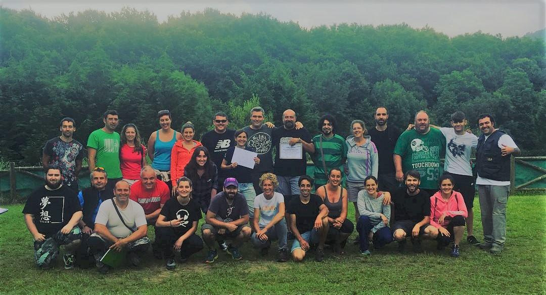 Foto Grupo Bitework Project 2018
