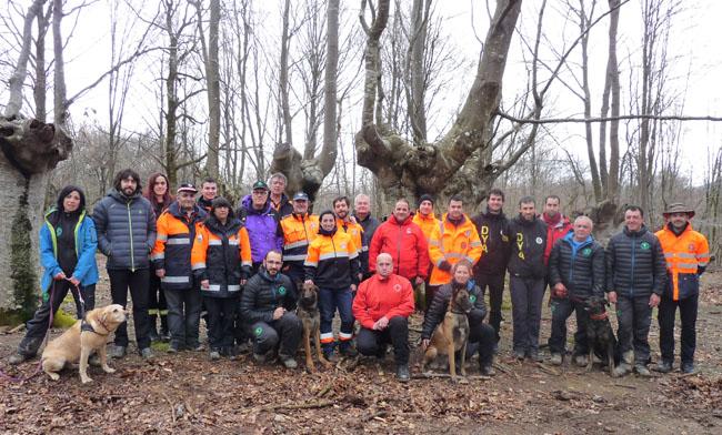 Foto Grupo Formación Voluntarios I 2016