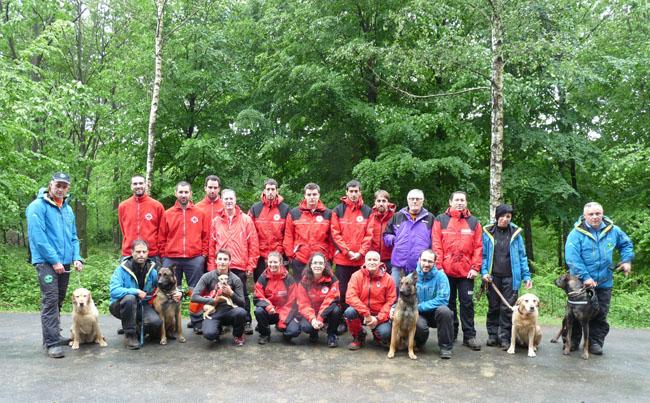 Foto Grupo Formacion Voluntarios I 2015