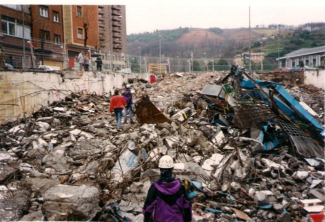 SIMULACRO DEUSTO 1999