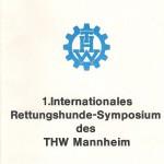 SYMPOSIUM MANNHEIM 1987